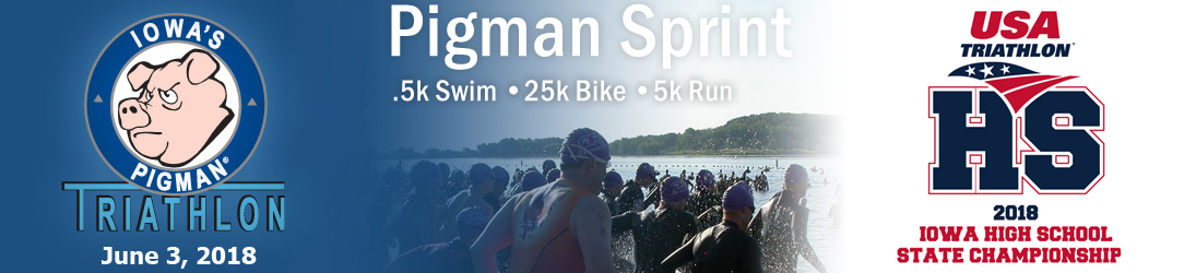 Register For Iowa's Sprint Triathlon Classic! Sign Up Today!